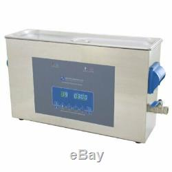 10 litre Digital Cavitek 40kHz Bench top Ultrasonic Cleaner Bath Industrial
