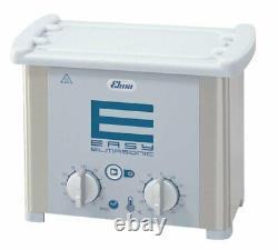 110V Elma Elmasonic Easy 30H 3/4 Gallon Jewelry Ultrasonic Cleaner with Heater