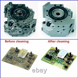 12 stainless steel long tank Circuit board Weapons ultrasonic cleaner