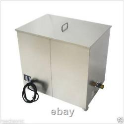 130L Industrial Ultrasonic cleaner 654545 free basket 28K or 40K optional M