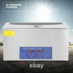 30L Ultrasonic Cleaner with Heater Timer for Dental Sonic Cleaner- Limited Offer