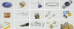 3L Ultrasonic Cleaner Heater Timer Basket Jewelry Lab Glasses Tattoo Dental Carb