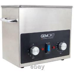 3QTH Next- Gen Gemoro Ultrasonic Jewelry Cleaner