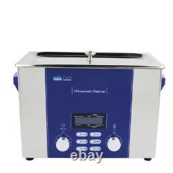 6 L Ultrasonic Cleaner Cleaning Power Adjustable DR-P60