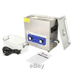 6L Sonic Dental Lab Use Ultrasonic Cleaner Top-Grade Material
