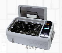 6L StatClean 1.6 Gallon Ultrasonique Cleaner LED Display Premium Quality SciCan