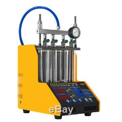 AUTOOL CT150 Car Gasoline Ultrasonic Fuel System Injector Tester Cleaner US
