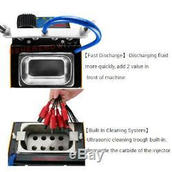 AUTOOL CT150 Ultrasonic Gasoline Fuel Injector Cleaner&Tester For Car Motorcycle