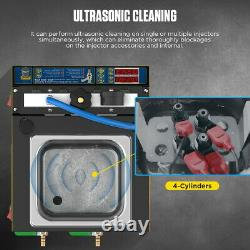 AUTOOL CT160 Ultrasonic Petrol Car Fuel Injector Heating Cleaning&Tester Machine