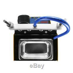 AUTOOL Ultrasonic Petrol Fuel Injector Cleaner Tester for 110V/220V 4 Cylinder
