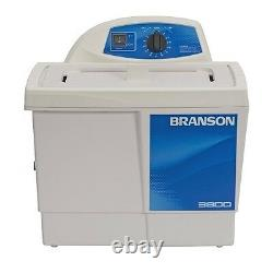 Branson M3800H 1.5 Gallon Ultrasonic Cleaner with Mechanical & Heater CPX-952-317R