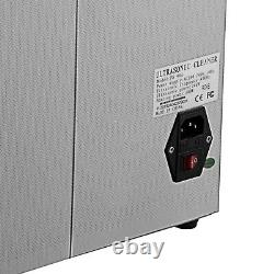 Commercial Ultrasonic Cleaner 10L Digital Industry Heated Heater withTimer
