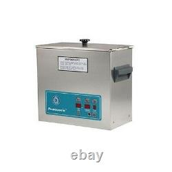 Crest Powersonic Ultrasonic Cleaner 1.5 Gallon Digital Timer, Heat, PC & Basket