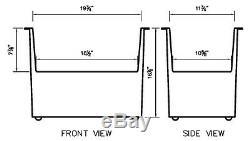 DSA800SE-SK2 30L 8GAL 1600W 40KHz DIGITAL ULTRASONIC PARTS CLEANER + BASKET+ LID
