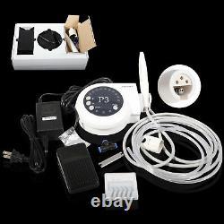 Dental Ultrasonic Cleaner Piezo Scaler fit DTE SATELEC SK-D1(Auto Water) / P3
