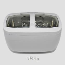 Digital Ultrasonic Cleaner CD-4820 Heater Jewelry 2.5L US/UK/AU/EU Adapter Plug
