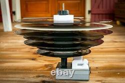 EN CleanGroove V2 Record Ultrasonic Cleaner Nettoyeur de vinyle à ultrason 7 LP