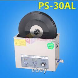 Electric 6L Liftable LP Album Disc Vinyl Record Digital Ultrasonic Cleaner