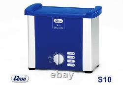 Elmasonic S10 Ultrasonic Cleaner 0,8 Ltr. Ultrasonic Bath Of Elma