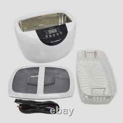 GT SONIC 2.5L Digital Ultrasonic Cleaner VGT-6250 For Jewelry/eyeglass stores PT