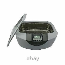 ISonic P4820 WSB Commercial Ultrasonic Cleaner 2.6 Qt 2.5L Wire Mesh Basket 110V
