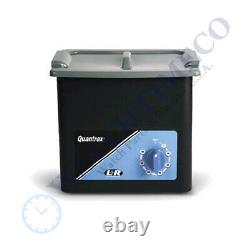 L&R Quantrex 140 Ultrasonic Cleaner with Timer, Heater, & Drain 3 Quart