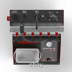 Launch CNC603A Fuel Injector Tester Ultrasonic Cleaner