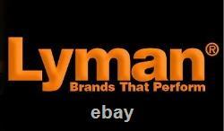 Lyman Turbo Sonic 2500 Ultrasonic Cleaner NEW! #7631702
