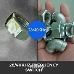 Multi Ultrasonic Cleaner Supplies Jewelry 1.3,2L, 3L, 6L, 10L, 15L, 22L, 30L