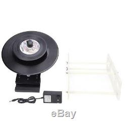 New Ultrasonic Record Cleaner Rack Record Liftable Washing Cleaning Bracket SP