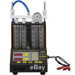 Original Autool CT150 Ultrasonic Fuel Petrol Injector Cleaner&Tester US STOCK