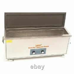 Raytech 7631734R Ultrasonic Cleaner, 7 Gal, Analog Display