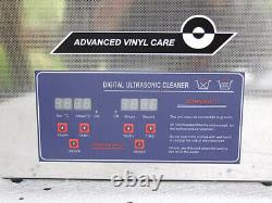 ULTRASONIC RECORD CLEANER1 ARC-02 DIY with automatic drive