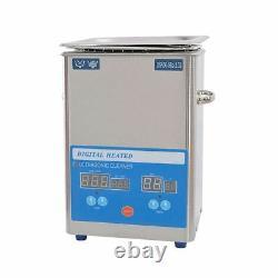 Ultrasonic Cleaner, 2/3 Gallon