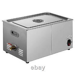 Ultrasonic Cleaner 22L 600w Degas Ultrasonic Machine Digital Sonic Cleaner