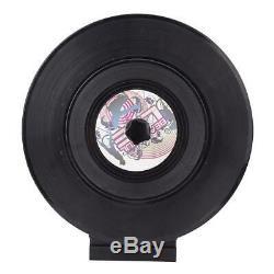 Ultrasonic Cleaner Rack LP Vinyl Record Liftable Washing Bracket Deep Cleaning