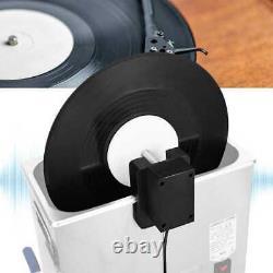 Ultrasonic Cleaner Rack for Vinyl Record US Plug 100-240V FREE SHIPPING