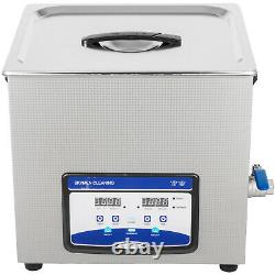 Ultrasonic Cleaner Ultrasonic Machine 20L 210/420W DegasDigital Sonic Cleaner