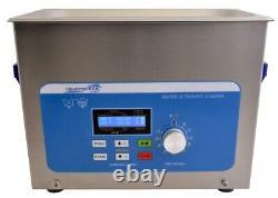 Ultrasonic Cleaner XPS240-4L By Sharpertek USA