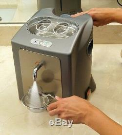 Ultrasonic Spa Jewelry Cleaner and Polisher Gemoro Steamer Santizer Machine Gem