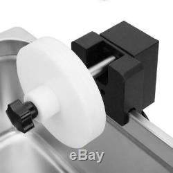 Ultrasonic Vinyl Record Cleaner Rack Adjustable Power Record Cleaning Machine