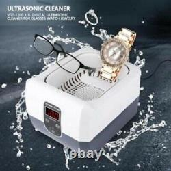 VGT-1200 1200H 60W Digital Ultrasonic Cleaner Cleaning Tank for Glasses Jewelry