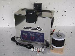 Vinyl ULTRASONIC RECORD CLEANER1 ARC-02 DIY with automatic drive