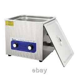 Zokop 15L 500W Professional Electric Ultrasound Ultrasonic Cleaner Commercial US