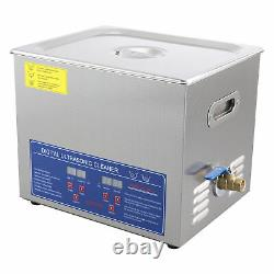 10l Ultrasonic Cleaner Cleaning Equipment Liter Industry Heated With Timer Heater 10l Ultrasonic Cleaner Cleaning Equipment Liter Industry Heated With Timer Heater 10l Ultrasonic Cleaner Cleaning Equipment Liter Industry Heated With Timer Heater 1