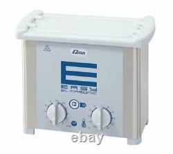 110v Elma Elmasonic Easy 10h 1/4 Gallon Bijoux Nettoyeur À Ultrasons Avec Chauffage