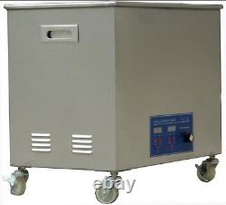 120khz Machine De Nettoyage Ultrasonore Haute Fréquence 10l Nettoyeur Ultrasonore