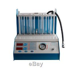 12v Gasaline Nettoyant Et Testeur D'injection Avec Ultrasons Unité Mst-360a Nouveau