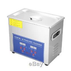 2-30l Numérique À Ultrasons Chauffant Industriel Nettoyeur Propre Machine En Acier Inoxydable