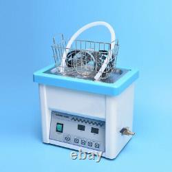 220v 5l Dental Handpiece Digital Ultrasonic Cleaner Lab Instrument Yj5120-1